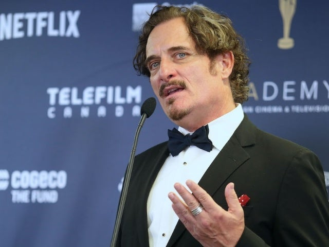 'Sons of Anarchy': Kim Coates Teases Chilly New Project