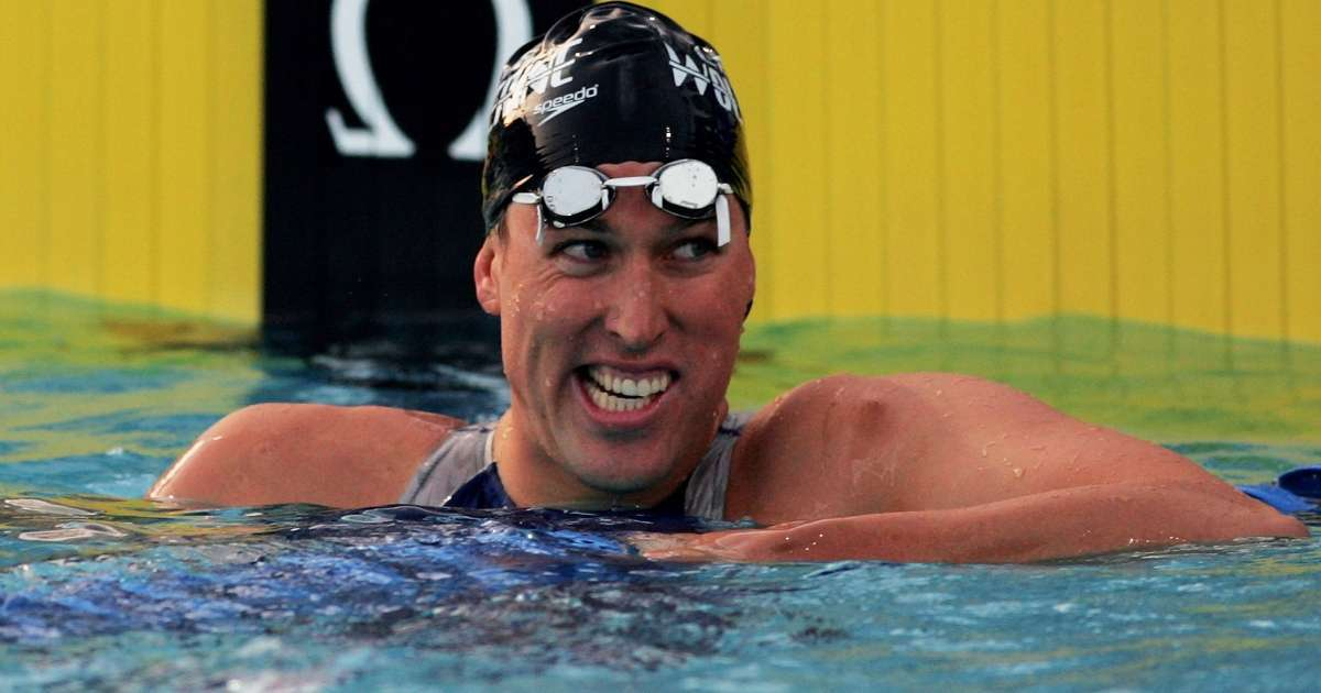 Klete Keller olympic gold medalist us capitol riots