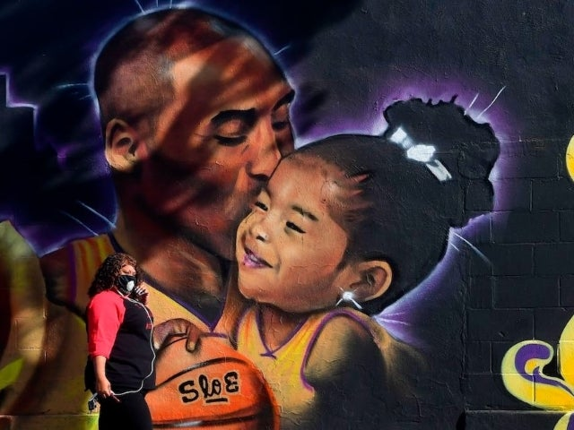 Revisit the Touching Kobe Bryant Tribute Murals on the Anniversary of His and Gianna's Tragic Deaths