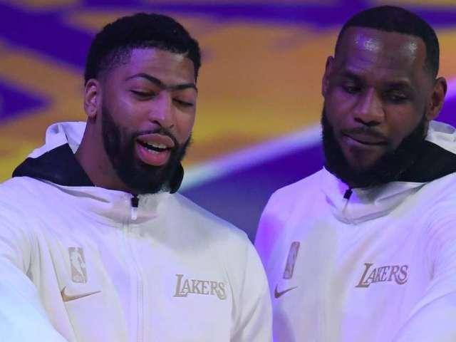 Lakers vs. Celtics Injury Report: Where Lebron James, Anthony Davis Stand