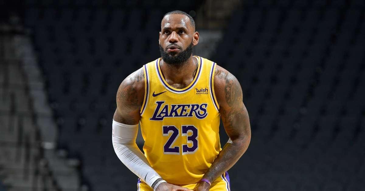 LeBron James teases plans buy Atlanta Dream Kelly Loeffler after losing Senate race