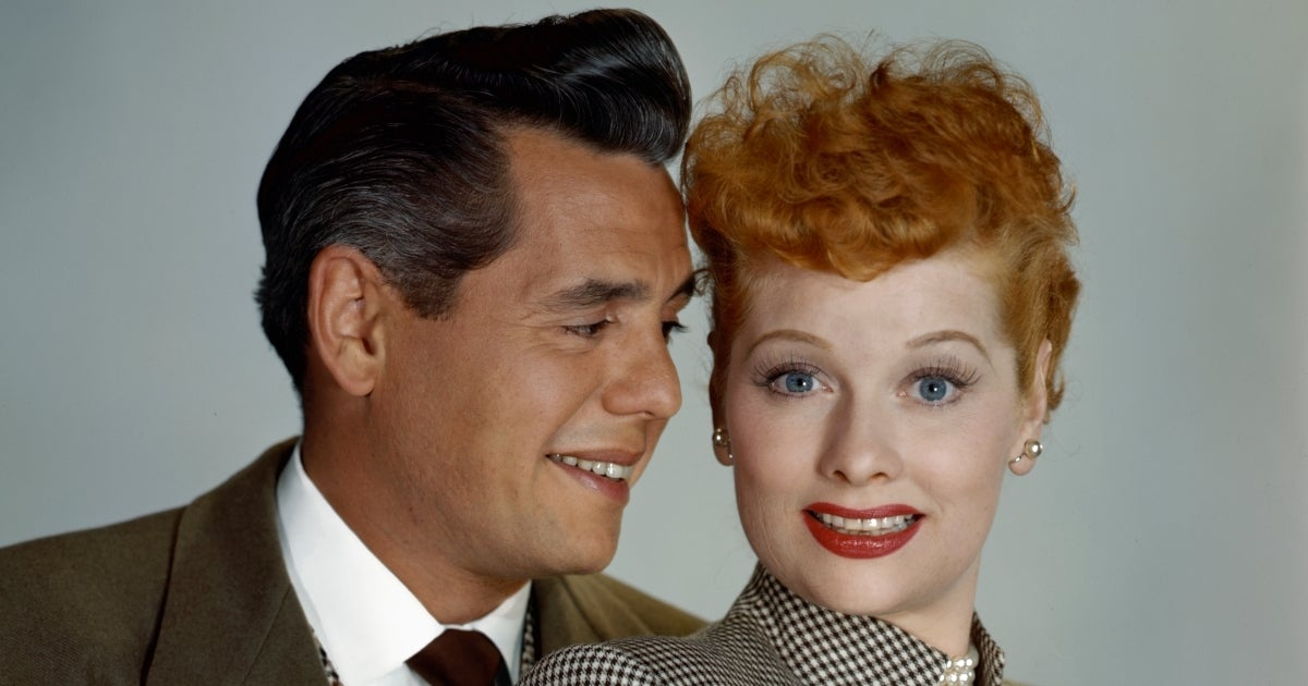 lucille ball desi arnaz getty images