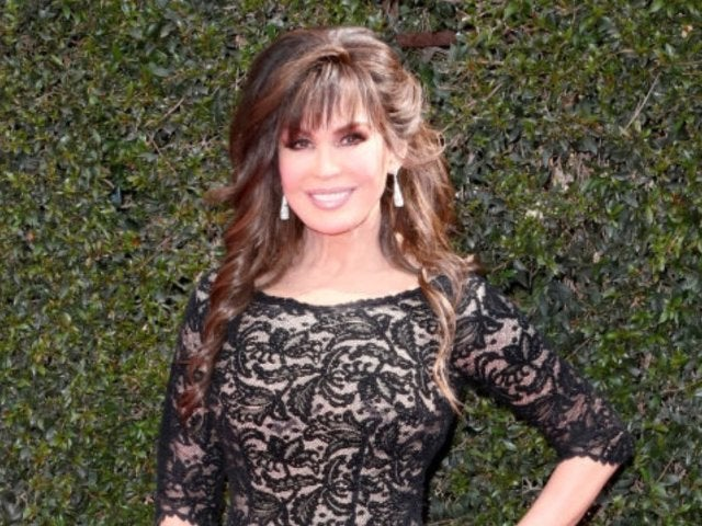 Marie Osmond Sends off 2020 With Sound Advice That Helped Her Deal With the Tumultuous Year (Exclusive)
