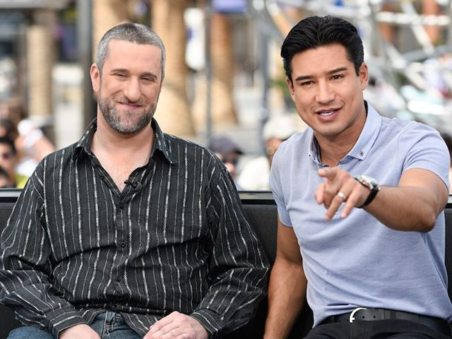 Dustin Diamond Dead: Mario Lopez Pays Tribute to 'Saved By the Bell' Co-Star