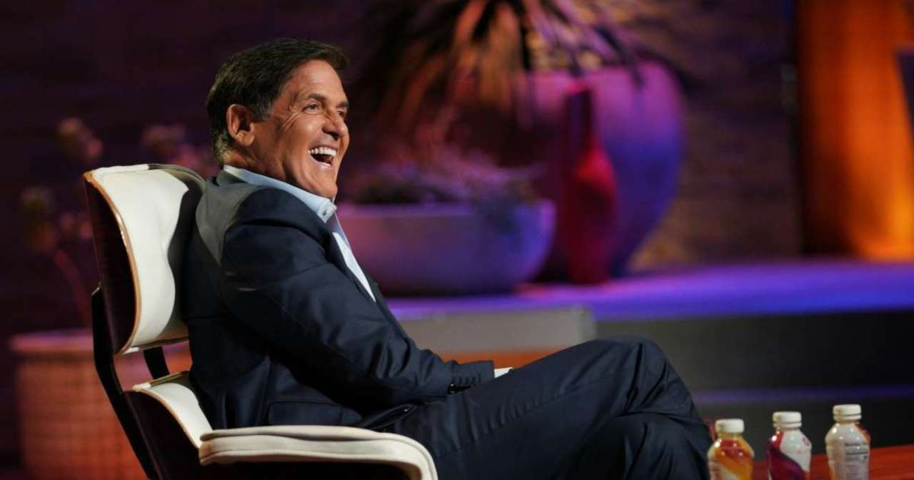 Mark Cuban Injects 'Shark Tank' Cash Into Fantasy Football Trophy Company