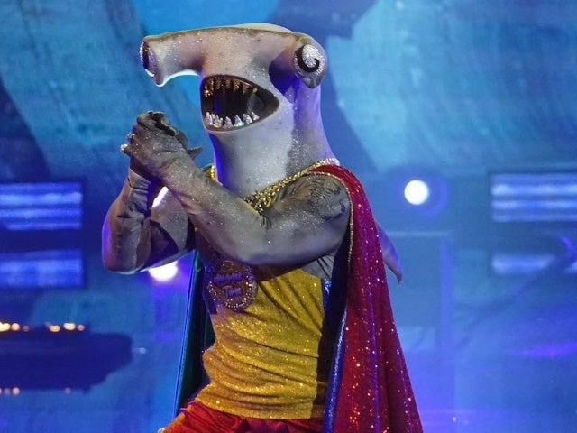 'The Masked Dancer' Reveals Hammerhead, and It's a 'Jersey Shore' Star