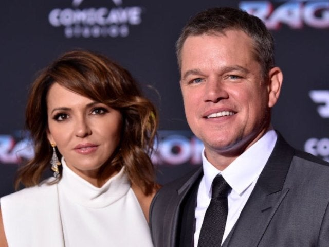 Matt Damon and His Wife Luciana Reportedly Experiencing 'Tension' in Their Marriage