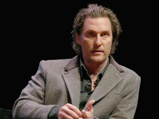 Matthew McConaughey Hints at Plans to Join WWE