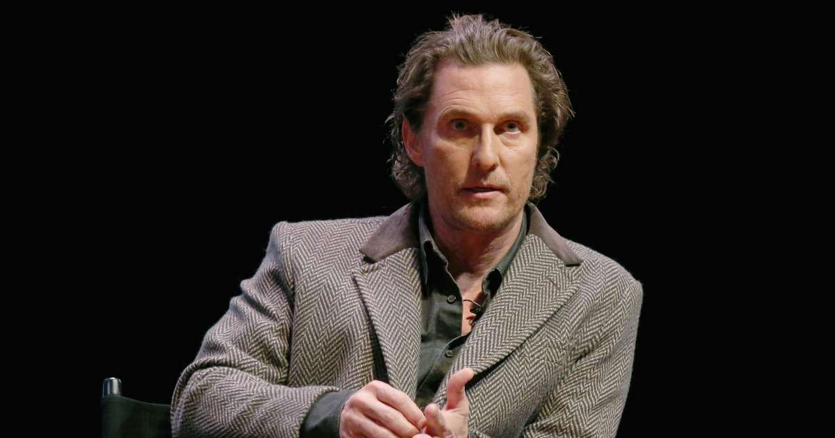 Matthew McConaughey hits plans join WWE