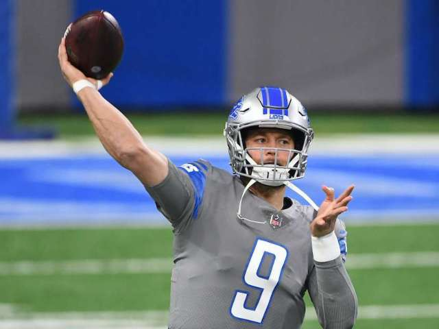 Matthew Stafford: Rams Acquire Lions QB in Massive Trade