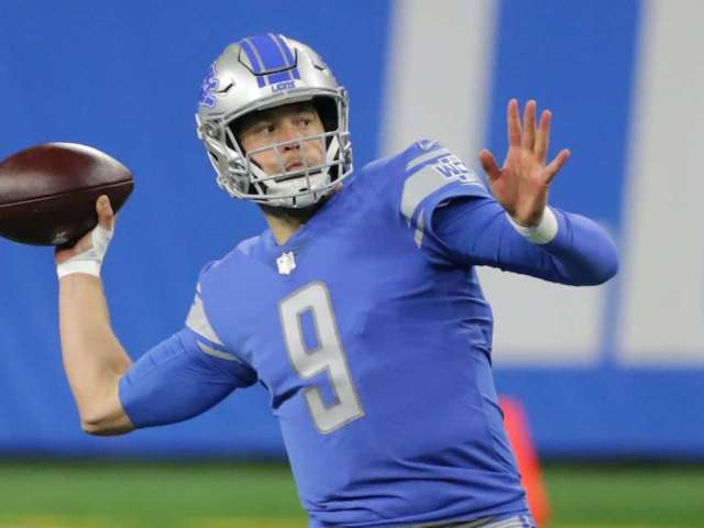 Matthew Stafford: 7 Top NFL Teams the Lions QB Could Play For