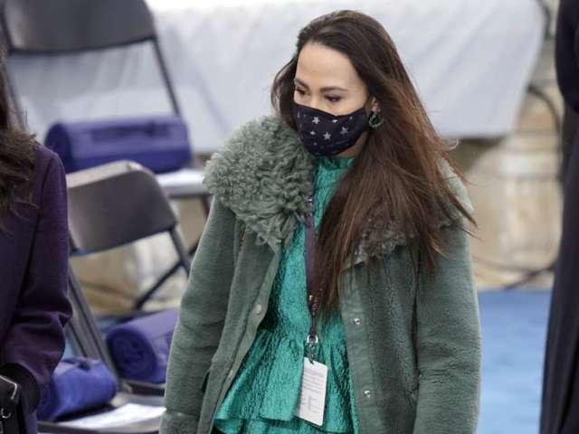 Inauguration 2021: Nikolas Ajagu, Meena Harris' Husband, Spotted Rocking Dior 1s During Ceremony