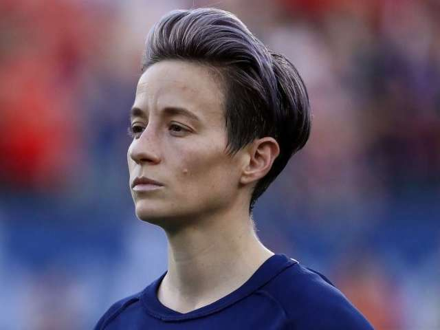 Megan Rapinoe Reacts to Capitol Riots: 'This Is America'