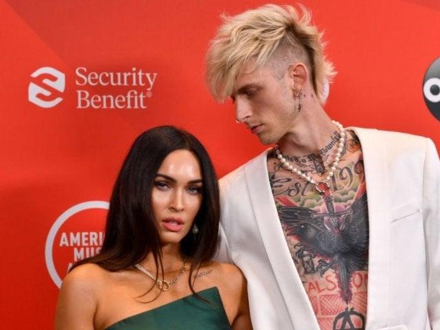 Megan Fox and Machine Gun Kelly Vacation Together During Las Vegas Getaway