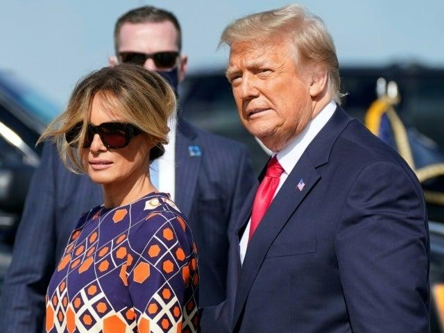 Inauguration 2021: Melania Trump's Florida Dress Lights up Social Media