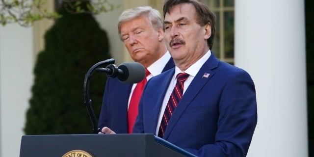 mike lindell getty images