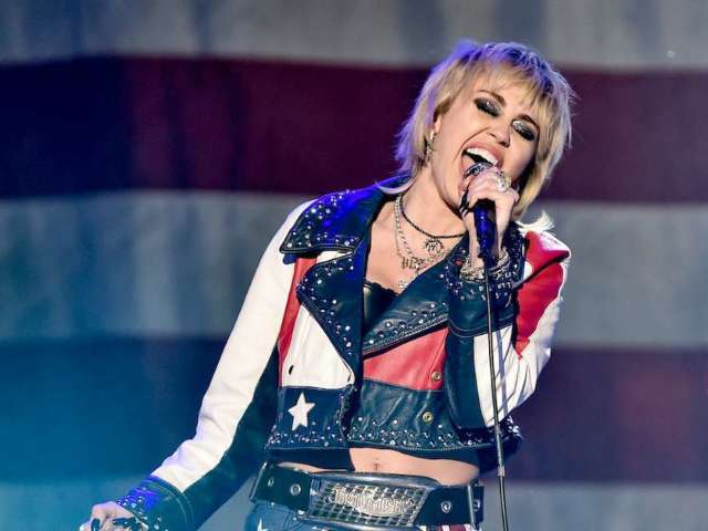 Miley Cyrus Super Bowl Video Reveals Intimate Look of Her Backstage Antics