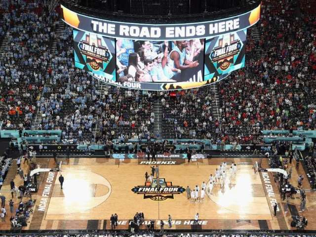 NCAA Men's Basketball Tournament Will Be Held Entirely in Indiana