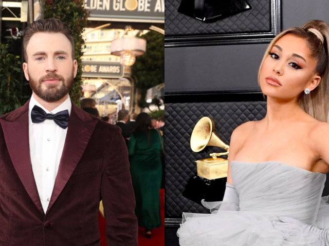 Chris Evans and Ariana Grande Stans Melt Over Possibility of Pair Sharing Screen Together in New Netflix Movie