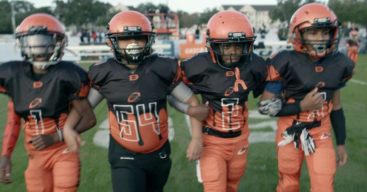 Netflix releases trailer football docuseries we are the brooklyn saints