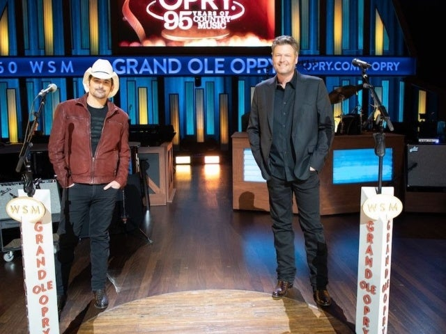 Brad Paisley and Blake Shelton Hosting Grand Ole Opry Television Special