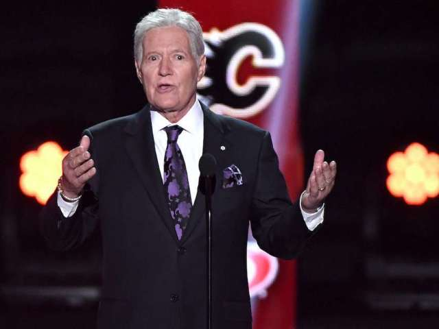 'Jeopardy!' Host Alex Trebek Honored With a Moment of Silence at Ottawa Senators Game