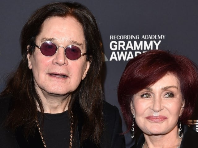 Sharon Osborne Reveals New Photo of Ozzy to Ring in 2021