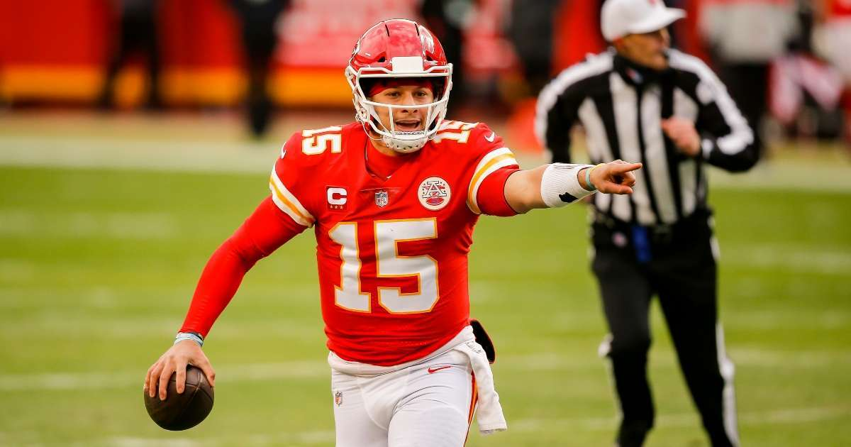 Patrick Mahomes cleared concussion protocol play AFC Championship game