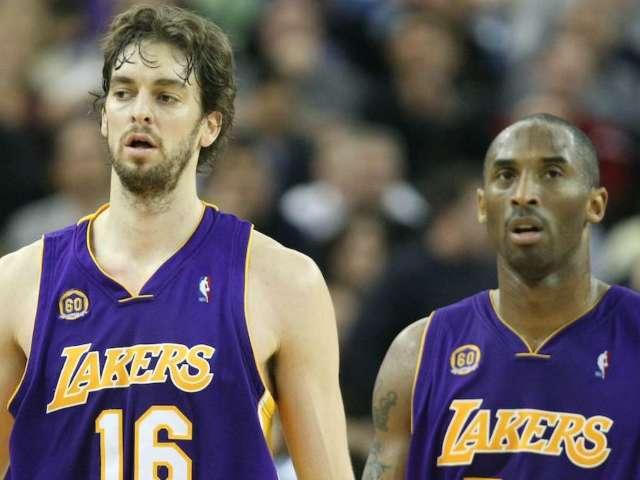 Kobe Bryant: Former Teammate Pau Gasol Posts Heartfelt Tribute to Late Lakers Star
