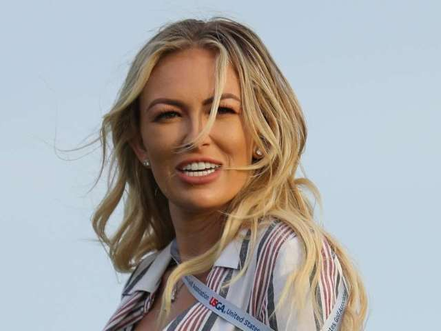 Paulina Gretzky Is a Big Fan of 'Ted Lasso': 'What a Great Show'