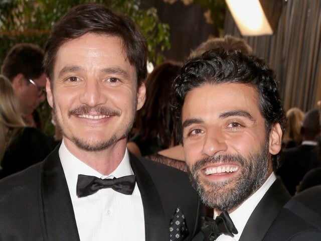 'Wonder Woman 1984' Star Pedro Pascal's Photo With 'Star Wars' Actor Oscar Isaac Sends Fans Into a Frenzy