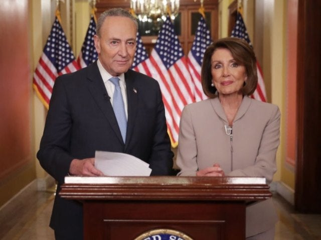 Nancy Pelosi and Chuck Schumer Call on Trump to Tell Protesters to Leave Capitol 'Immediately'