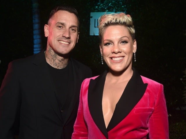 Pink Shares Classic Throwback Photos of Her and Husband Carey Hart on Their 15th Anniversary