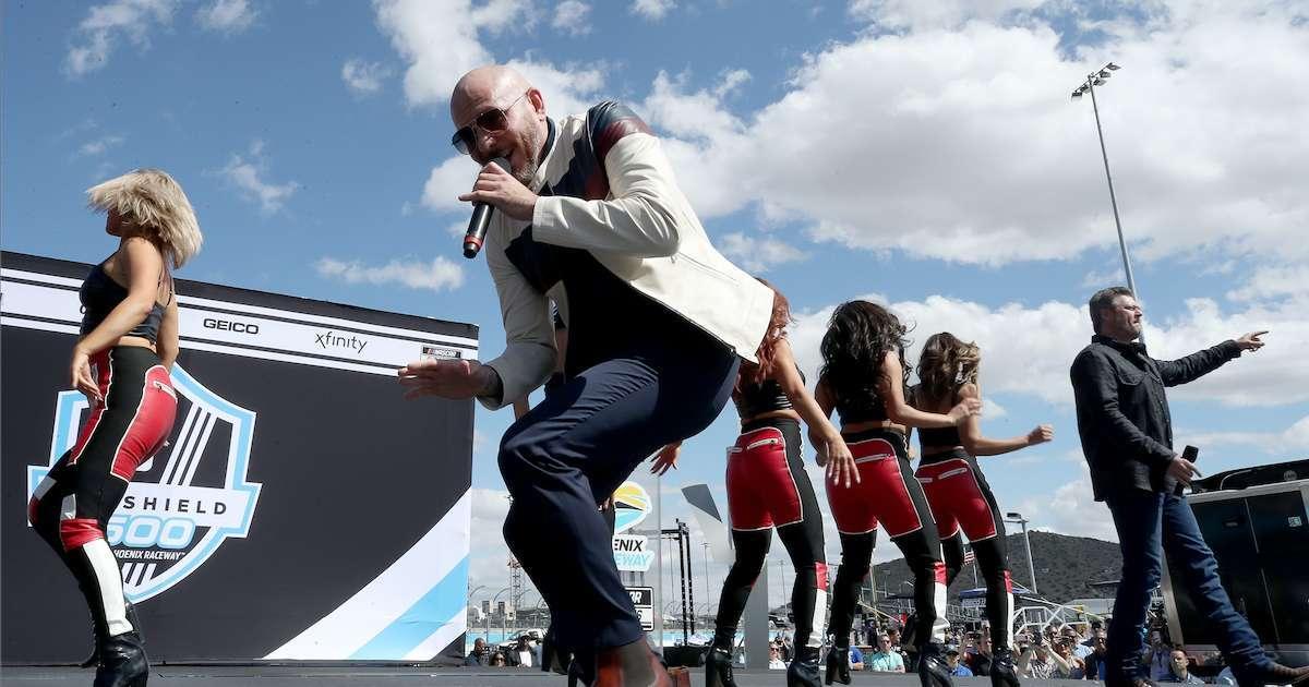 Pitbull-NASCAR