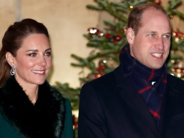 Prince William and Kate Middleton Welcome New Family Member With 8-Month-Old Dog