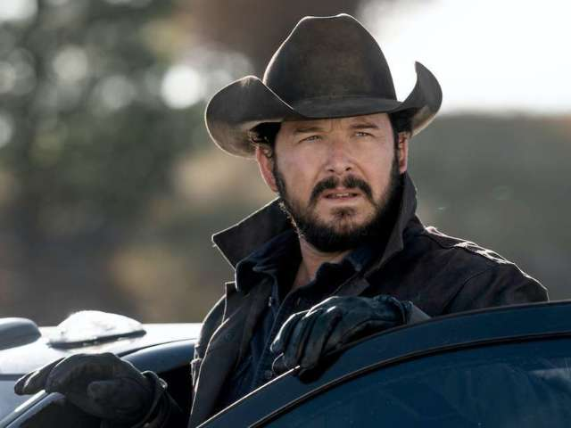 'Yellowstone' Fans Melt Over Rainy Rip Wheeler Photo