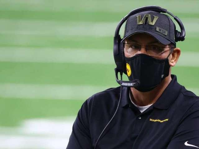 Washington Football Team Coach Ron Rivera Is Cancer-Free, According to Daughter