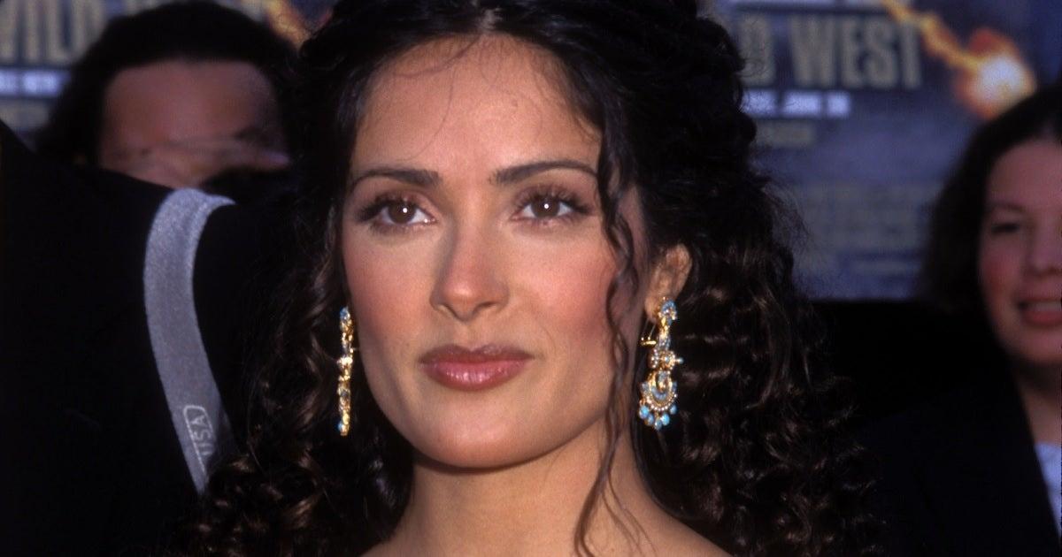 salma hayek 1999 getty images