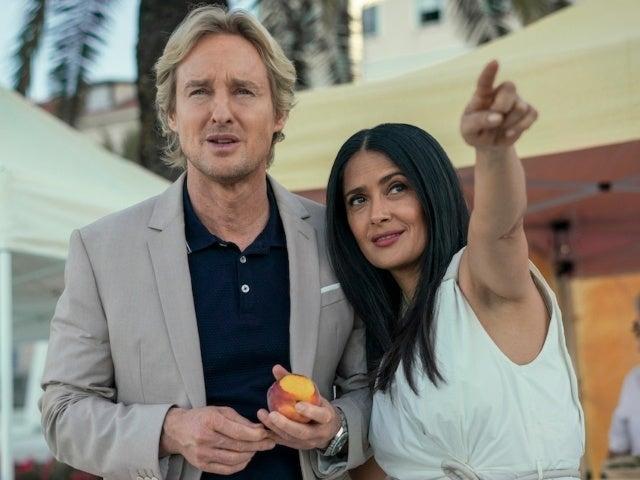 Salma Hayek Stars in Trippy, Romantic New Movie 'Bliss' Opposite Owen Wilson