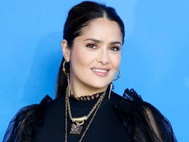 Salma Hayek Celebrates 'Coconut Time' in Latest Tropical Photo