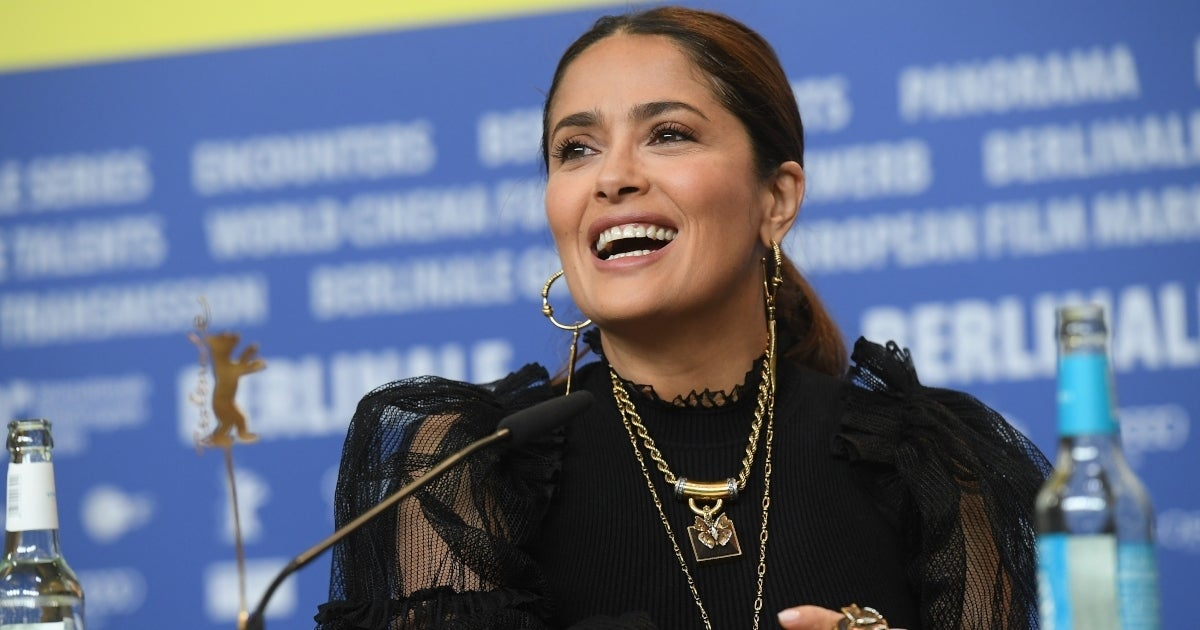salma hayek getty images
