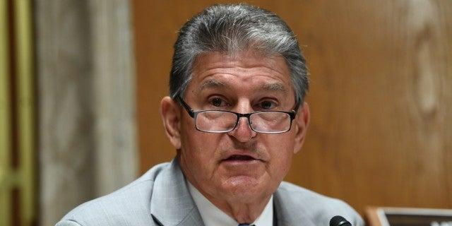 senator-joe-manchin-getty