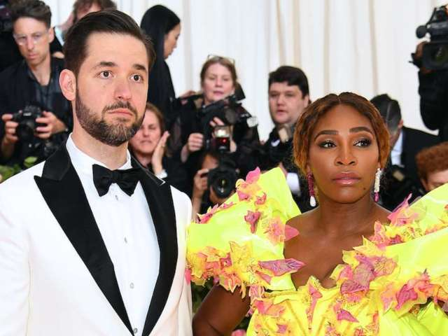 Serena Williams' Husband Alexis Ohanian Goes After Billionaire Ion Tiriac for Criticizing Her Weight, Age
