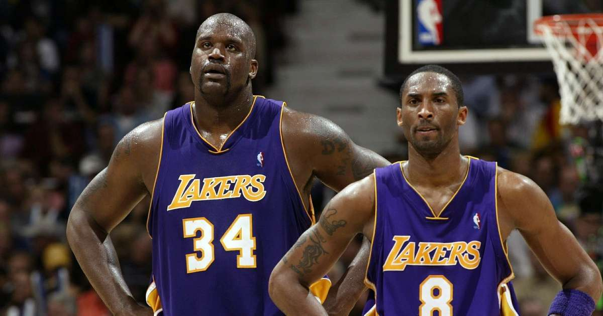 Shaquille O Neal remembers Kobe Bryant 1 year after death never be another one like us