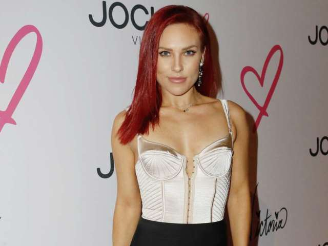 'DWTS' Pro Sharna Burgess Reflects on 'Love' While Vacationing With 'Masked Dancer' Star Brian Austin Green