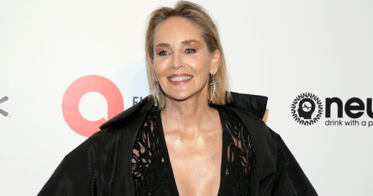 Sharon Stone Defends Herself After Getting Called out for Wondering If She's Related to Beyonce's Mom