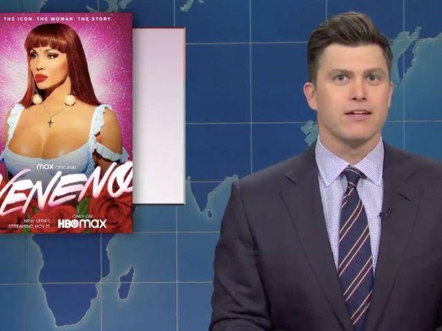 'SNL' Makes Glaring Error During 'Weekend Update'