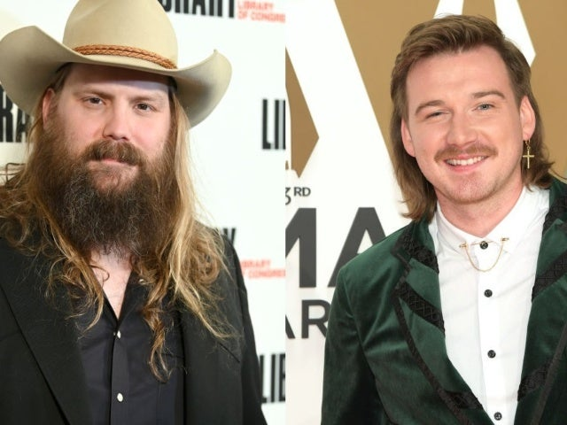 Chris Stapleton Joins Morgan Wallen on 'Only Thing That's Gone'