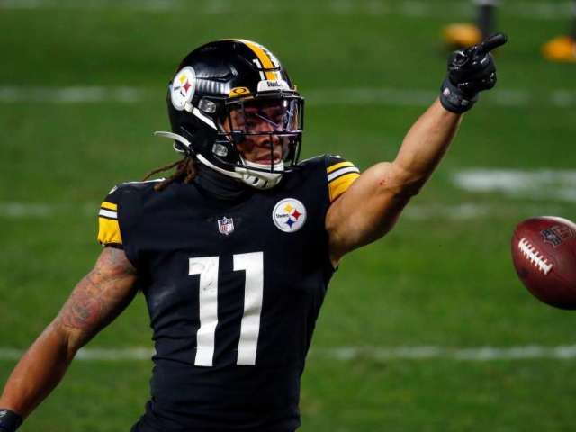 Steelers' Chase Claypool Blasts Browns After Playoffs Loss, Says They Will 'Get Clapped' by Chiefs