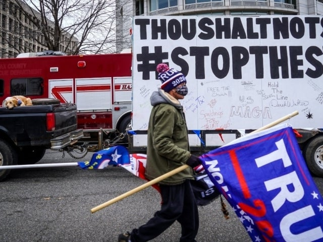 'Stop the Steal': Facebook to Remove Every Post With the Election Conspiracy Theory Catchphrase